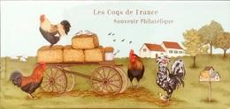 France 2015 Blocs Souvenir  115 & 115A XX Les Coqs De France - Souvenir Blocks & Sheetlets