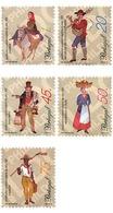 Ref. 87225 * MNH * - PORTUGAL. 1995. PROFESSIONS AND PREMINENT PERSONS . OFICIOS Y PERSONAJES - Briefmarken