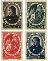 Ref. 94391 * MNH * - PORTUGAL. 1944. BICENTENARIO DEL NACIMIENTO DEL BOTANICO FELIX AVELLAR BROTERO - Neufs