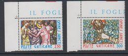 Vatican City 1980 Omnes Sancti 2v (corners)  ** Mnh (42716) - Ongebruikt