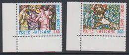 Vatican City 1980 Omnes Sancti 2v (corners)  ** Mnh (42716A) - Ongebruikt
