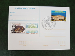 (38183) STORIA POSTALE ITALIA 2001 - 6. 1946-.. Repubblica