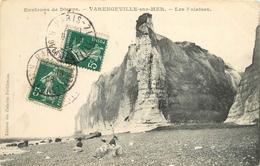 VARENGEVILLE SUR MER LES FALAISES - Varengeville Sur Mer