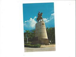 ANTILLES HAITI   STATUE EQUESTRE  DU ROI CHRISTOPHE   PORT AU PRINCE  ****   RARE    A  SAISIR **** - Haiti