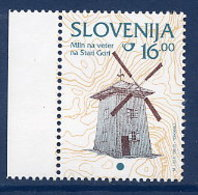 SLOVENIA 1999 Cultural Heritage Definitive 16 T. MNH / **.  Michel 254 - Slowenien