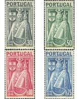Ref. 125332 * MNH * - PORTUGAL. 1946. 3 CENTENARIO DE LA PROCLAMACION DE LA VIRGEN, PATRONA DE PORTUGAL - Neufs