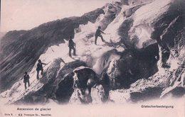 Alpinisme, Ascension De Glacier (12) - Alpinisme