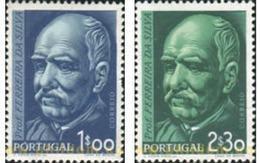 Ref. 125415 * MNH * - PORTUGAL. 1956. CENTENARIO DEL QUIMICO FERREIRA DA SILVA - 1910-... Republic