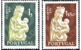 Ref. 125420 * MNH * - PORTUGAL. 1956. MOTHER'S DAY . DIA DE LA MADRE - 1910-... Republic