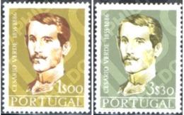 Ref. 125422 * MNH * - PORTUGAL. 1957. FAMOUS PEOPLE . PERSONAJES - 1910-... République