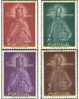 Ref. 125427 * MNH * - PORTUGAL. 1958. EN HONOR DE SANTA ISABEL Y SAN THEOTONIUS - 1910-... République
