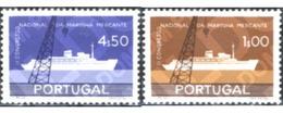 Ref. 125432 * MNH * - PORTUGAL. 1958. 2 CONGRESO NACIONAL DE LA MARINA MARCHANTE, EN OPORTO - 1910-... République