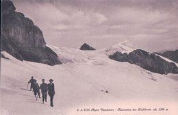 Alpinisme, Alpes Vaudoises Ascension Des Diablerets (6198) - Alpinisme