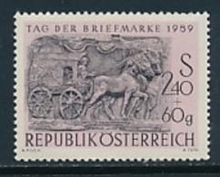 ÖSTERREICH Mi. Nr. 1072 Tag Der Briefmarke - MNH - 1945-60 Ungebraucht