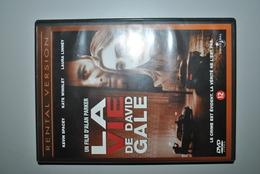 DVD La Vie De David Gale Bon état Vente En Belgique Uniquement Envoi Bpost 2,50 € - Drame