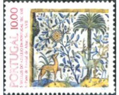 Ref. 125801 * MNH * - PORTUGAL. 1982. 5 CENTURIES OF THE BLUEBIRDS . 5 SIGLOS DE AZULEJOS - Stamps