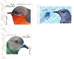Ref. 125941 * MNH * - PORTUGAL. 2003. BIRDS . AVES - Neufs