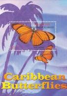 Grenadines De St Vincent Palm Island BF MNH Papillon - Papillons