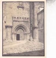 CACERES SANTIAGO  1929 Plaza Mayor 1929 Photo Amateur Format Environ 7,5 X 5,5 - Places