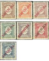 Ref. 354416 * HINGED * - PORTUGAL. 1911. VALOR EN REIS - 1910-... République