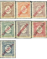 Ref. 354416 * HINGED * - PORTUGAL. 1911. VALOR EN REIS - Neufs