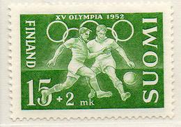PIA - FINLANDIA  - 1952 : Olimpiadi Del 1952 A Helsinki  - (Yv 388-89) - Finlandia