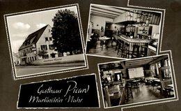 Martinstein, Gasthaus Picard, Innenansichten Mit Bar - Otros