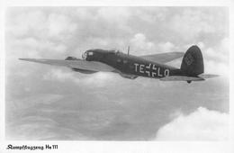 Kampfflugzueg He 111 - 1939-1945: 2ème Guerre