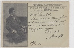 Scala-orkest Uit Milaan. Milano. - Milano (Milan)