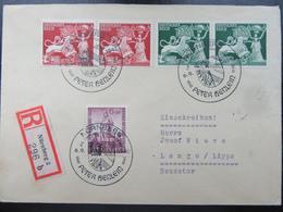 R-Brief Nürnberg 1942 - Briefe U. Dokumente