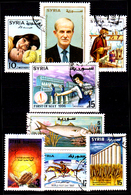 Siria-00149 - Valori Del 1996-97 (o) Used - Senza Difetti Occulti. - Siria