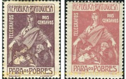 Ref. 353528 * MNH * - PORTUGAL. 1915. CHARITY . BENEFICENCIA - 1910-... République