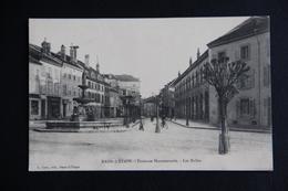 RAON L'ETAPE - Fontaine Monumentale, Les Halles. - Raon L'Etape