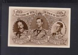 UK PPC 1936 The Year Of The Three Kings - Königshäuser