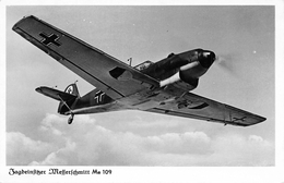 Me 109 Messerschmitt - 1939-1945: 2ème Guerre