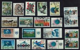 Vereinte Nationen - Nations Unies - Los Gestempelt / O - Europe (Other)