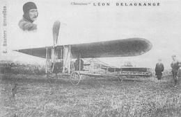 L'Aéroplane Léon Delagrange - Dirigeables