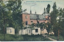 CPA - Belgique - Aulnois-Quévy - Maison Des Pères Chapelains - Quévy