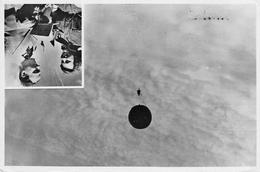 De Balloncommandanten De Heer En Mevr. BOESMAN Maken Een Mooie Wolkenvaart - Montgolfières