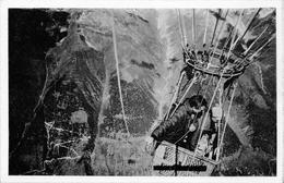 SERIE : C - N° 1 - LA TRAVERSEE DES ALPES - Miirren 1962 - Montgolfières