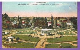 Lapalisse - Vue Générale Du Jardin Public - Lapalisse