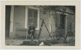 Un Géomètre . Martigues 1943 . - Professions