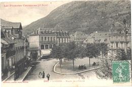 Luchon - Place De L'Eglise (Labouche N°690) - Luchon