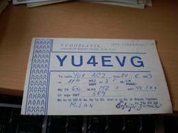 Yugoslavia Radio Club Drina Visegrad - Radio Amateur