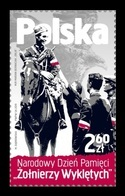 Poland 2019 Mih. 5094 National Day Of Remembrance Of Accursed Soldiers. Horse MNH ** - Unused Stamps