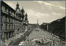 °°° Cartolina N.80 Roma Piazza Navona  Nuova °°° - Places & Squares