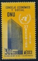Nacions Unies - 1 Wert Postfrisch/** - Mexique
