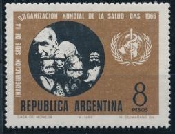 ARGENTINIEN - OMS - Weltgesundheitsorganisation - 1 Wert Postfrisch/** - Autres