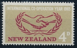 NEW ZEALAND - International Co-operation Year - 1 Wert Postfrisch/** - Autres