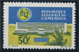 Kamerun - UIT - International Telecomunication Union - 1 Wert Postfrisch/** - Poste